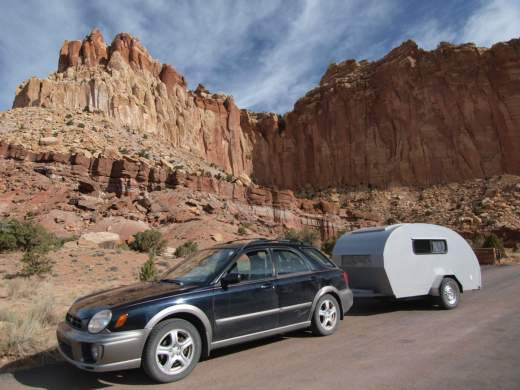 The Raven & the Rattler at Utah's Capitol Reef