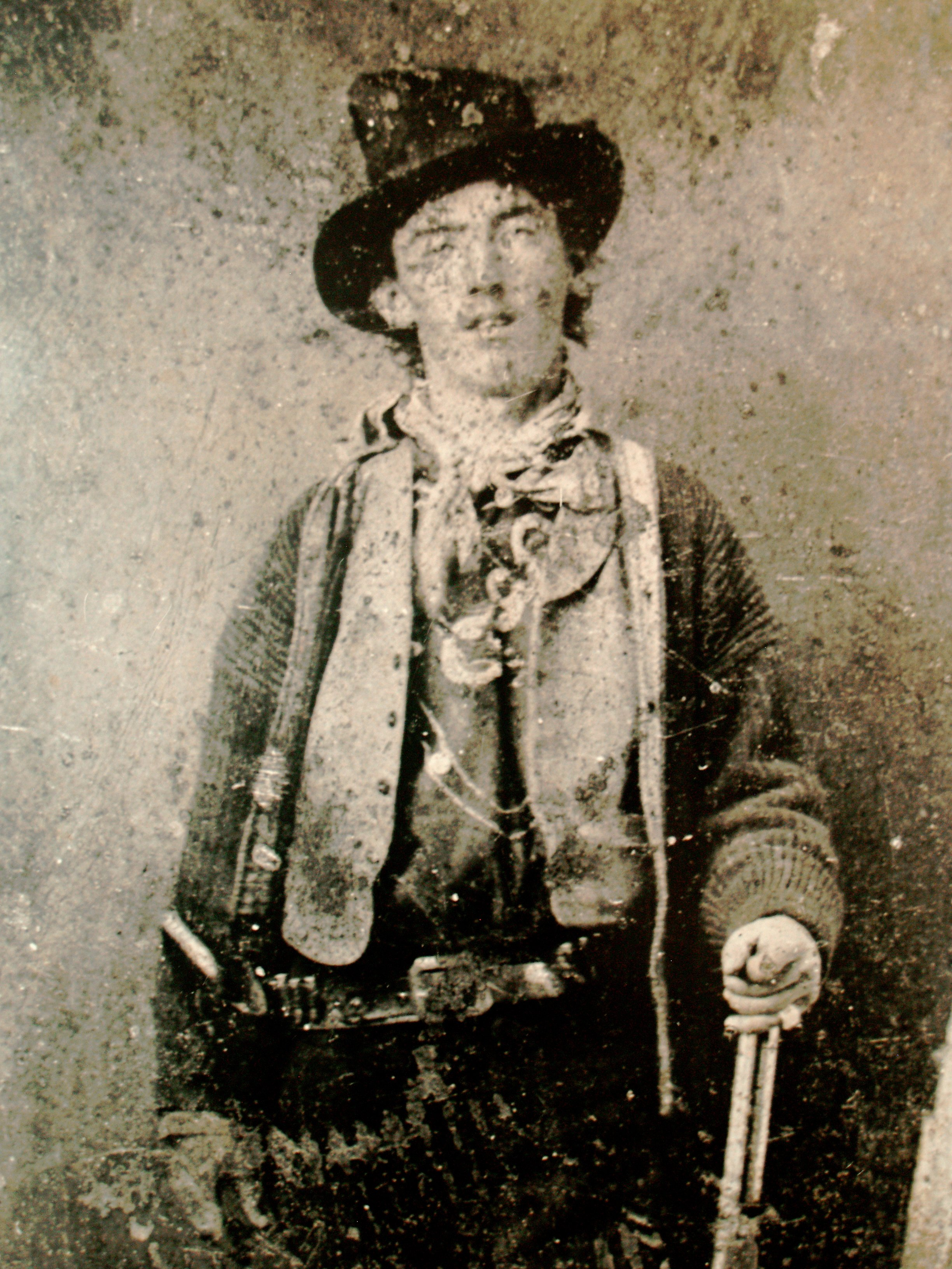 My Billy The Kid Connection Travels With The Blonde Coyote