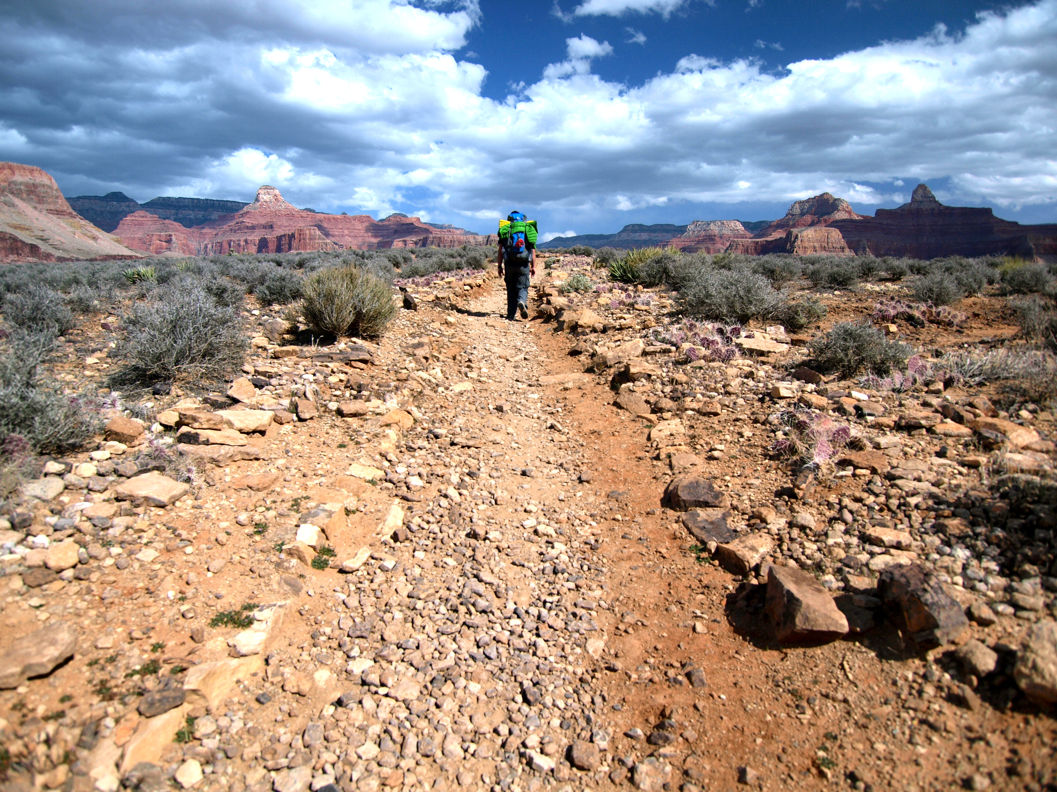 Grand Canyon Birthday Trek A Preview Travels With The