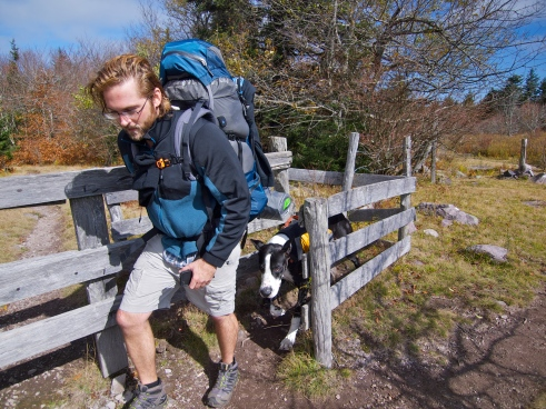 Ant & Doz on the Appalachian Trail