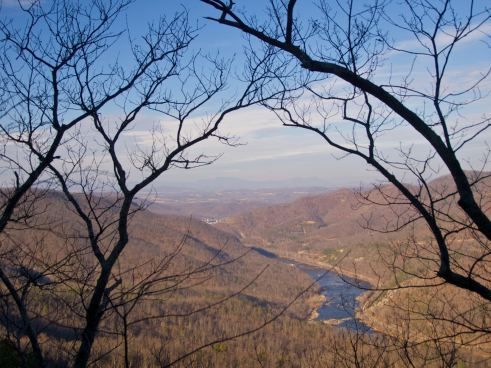 The James River Valley