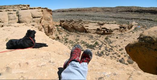 Chaco Canyon D.O.G.