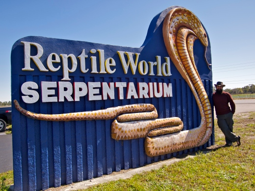 St. Cloud Serpentarium!