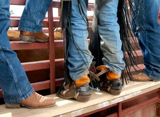 Jeans & Boots, Chaps & Spurs