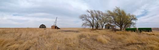 Oklahoma Panhandle Farm