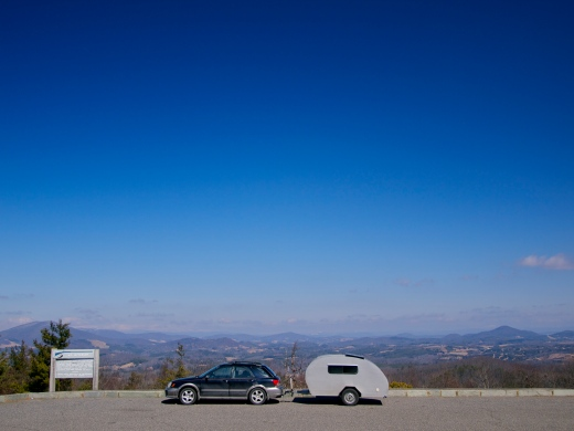 Back East on the Blue Ridge Parkway