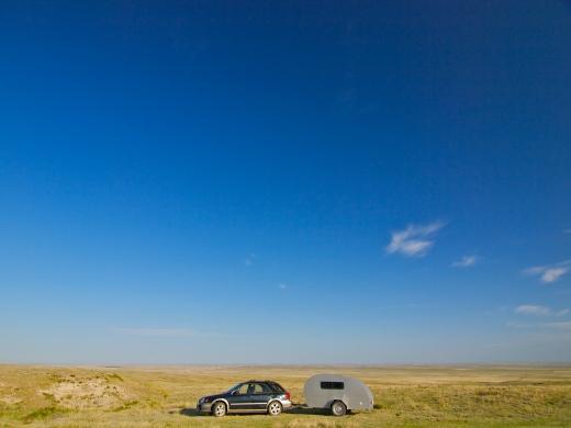 Pawnee National Grasslands in eastern Colorado