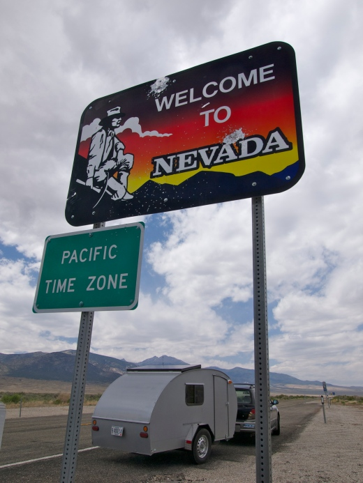 Welcome to Nevada! One of my all-time favorite driving states.