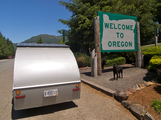 Welcome to Oregon!