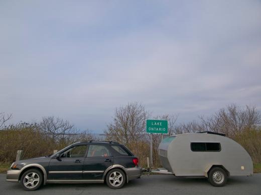 Visiting my 5th Great Lake: Ontario!