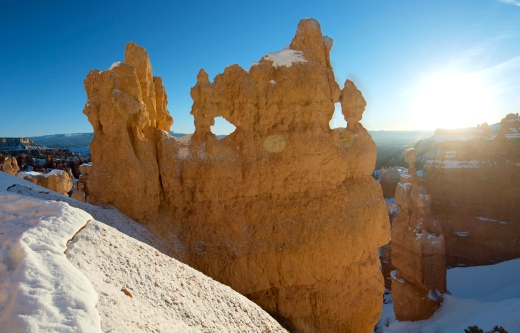 Bryce Windows, Utah