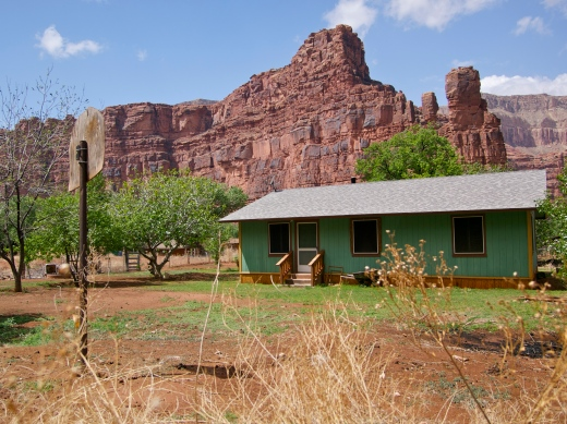 Typical Supai House