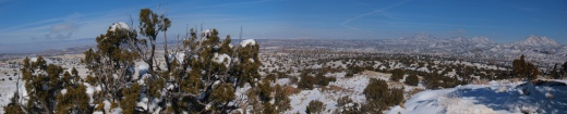 Cerrillos Snow