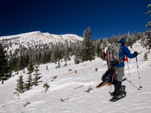 Mountain Men & Santa Fe Baldy