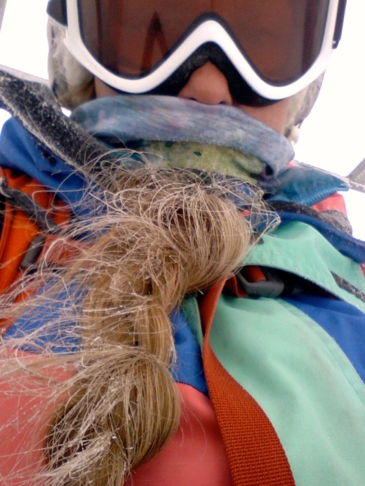 Subzero Skiing