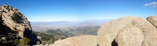 Hualapai Mountains, Arizona