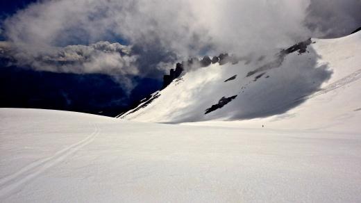 Dream Ski on Shasta