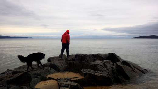 Hands-in-Pockets Weather, Lake Superior