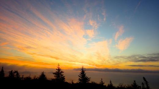 Nova Scotia Sunrise