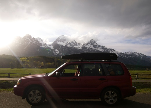 New Ride: Ruby the Subaru