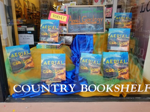 Aerial Geology In Stock At The Country Bookshelf On Main Street Bozeman MT
